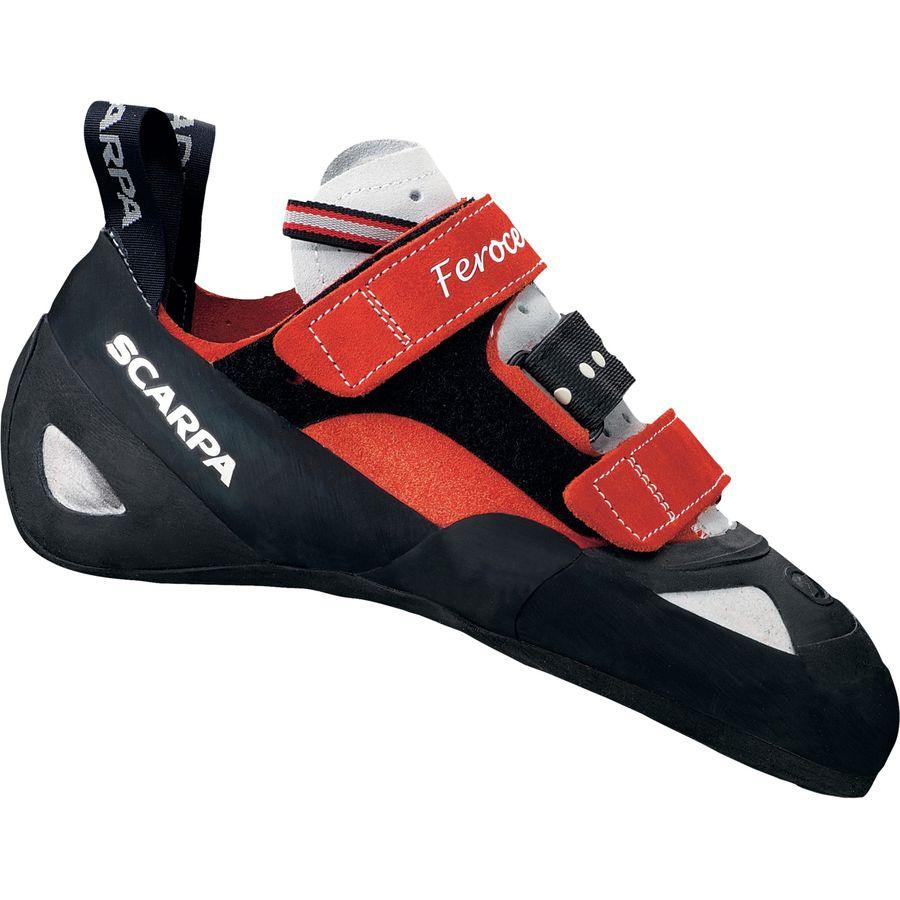 Scarpa Feroce Climbing Shoe - Vibram XS Grip2 ...