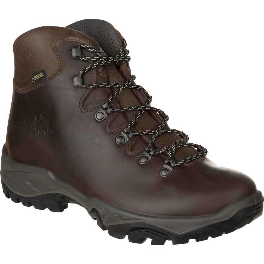 Scarpa Terra Gtx Hiking Boot Men S Backcountry Com