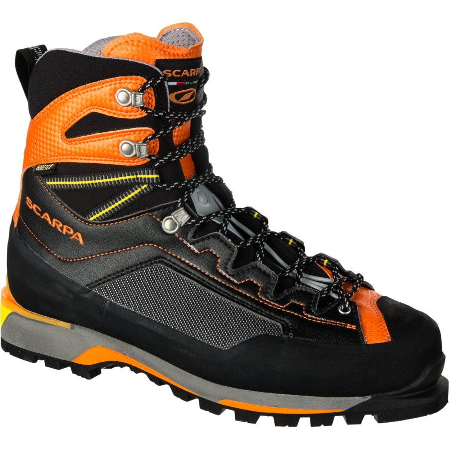 scarpa rebel pro gtx mountaineering boot men 39 s. Black Bedroom Furniture Sets. Home Design Ideas
