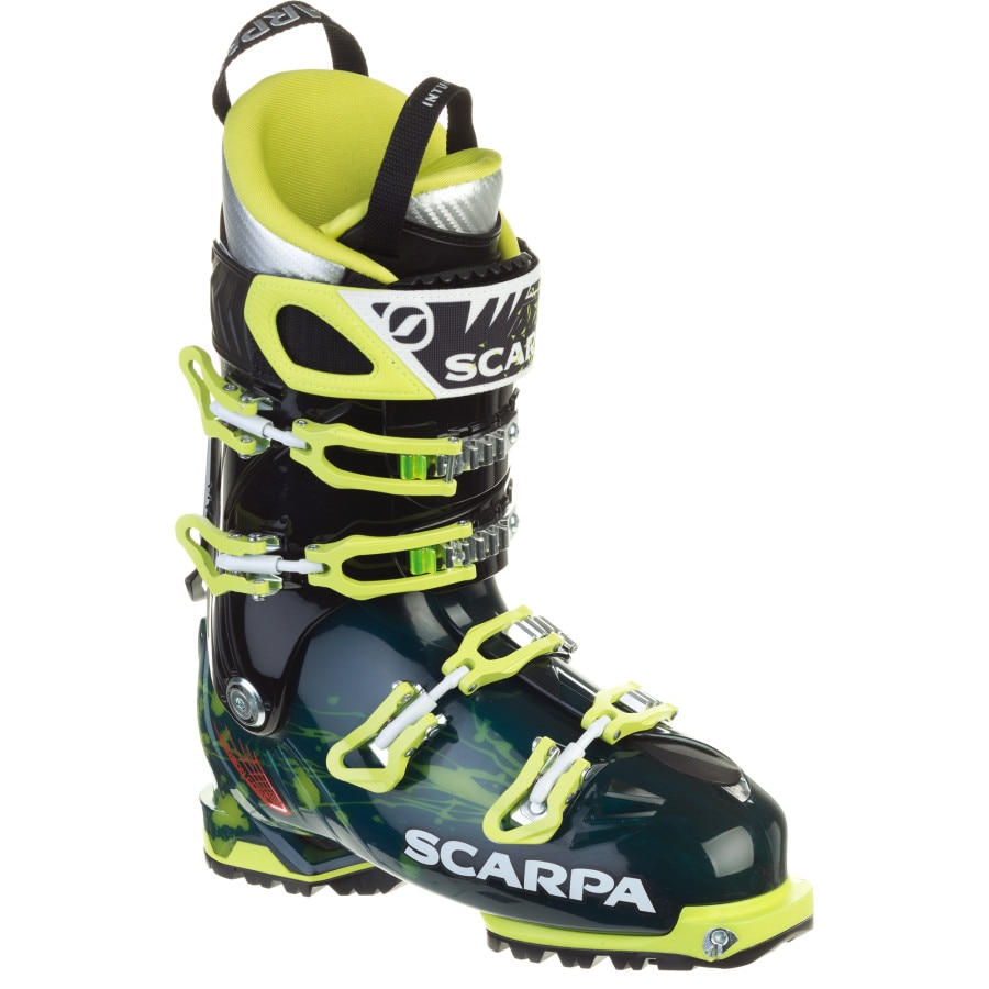 Scarpa Freedom SL Alpine Touring Boot | Backcountry.com