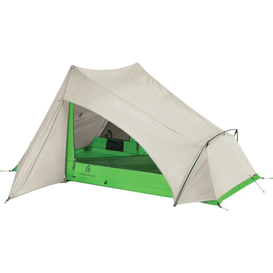 Sierra Designs Flashlight 2 Tent 2-Person 3-Season  sc 1 st  Steep u0026 Cheap : sierra designs 1 person tent - memphite.com