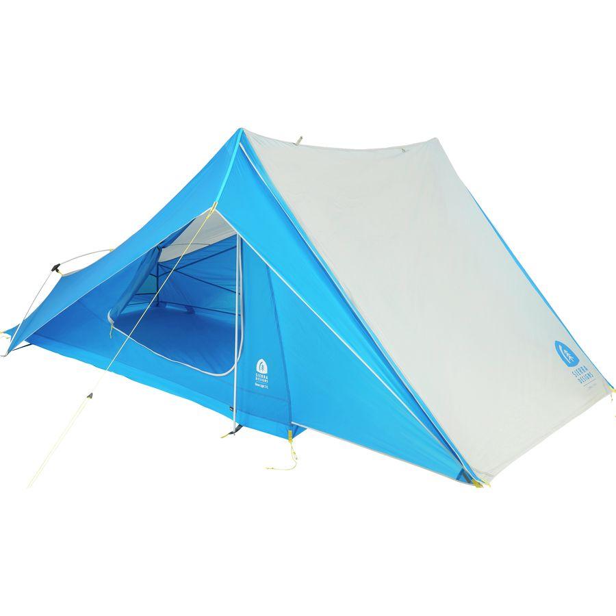 Sierra designs divine light 2 fl tent 2 person 3 season for Cheap wall tent