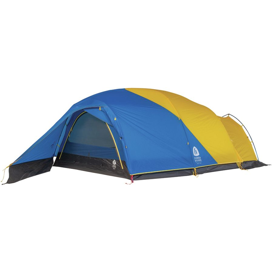 Sierra Designs - Convert 3 Tent 3-Person 4-Season - Yellow/  sc 1 st  Backcountry.com : sierra designs 1 person tent - memphite.com