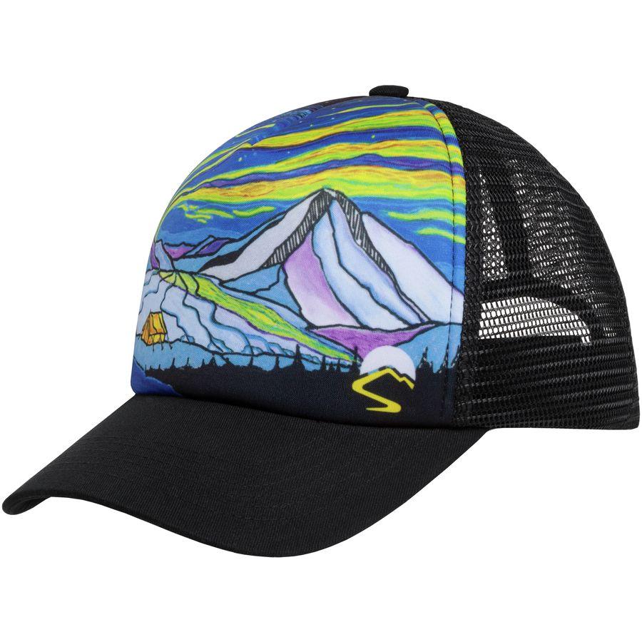 8977f0ad38f Sunday Afternoons - Artist Series Trucker Hat - Northern Lights