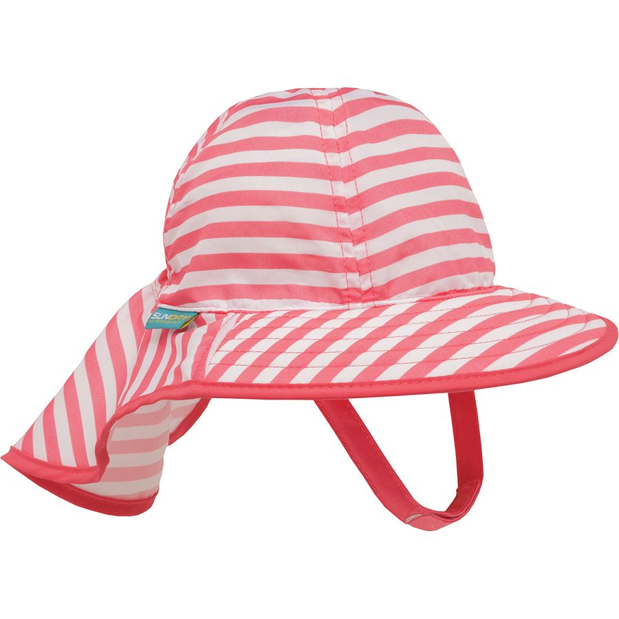 eca09bfafd217 Sunday Afternoons - Sunsprout Hat - Infants  - Coral Stripe