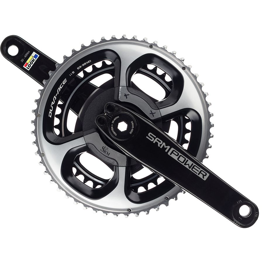 6ddc1e76e8a SRM - Origin Carbon Dura-Ace 9000 Power Meter Crankset - 30mm Trilobe