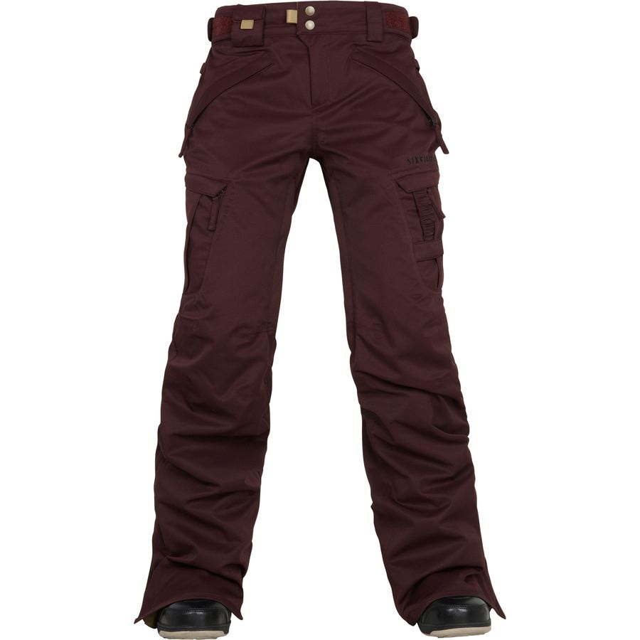686 Authentic Smarty 3-in-1 Cargo Pant - Women's | Backcountry.com