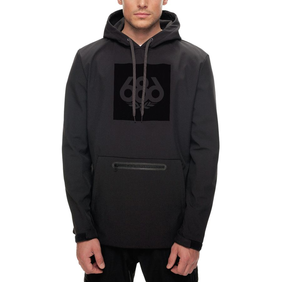 686 ACE Waterproof Pullover Hoodie - Men's | Backcountry.com