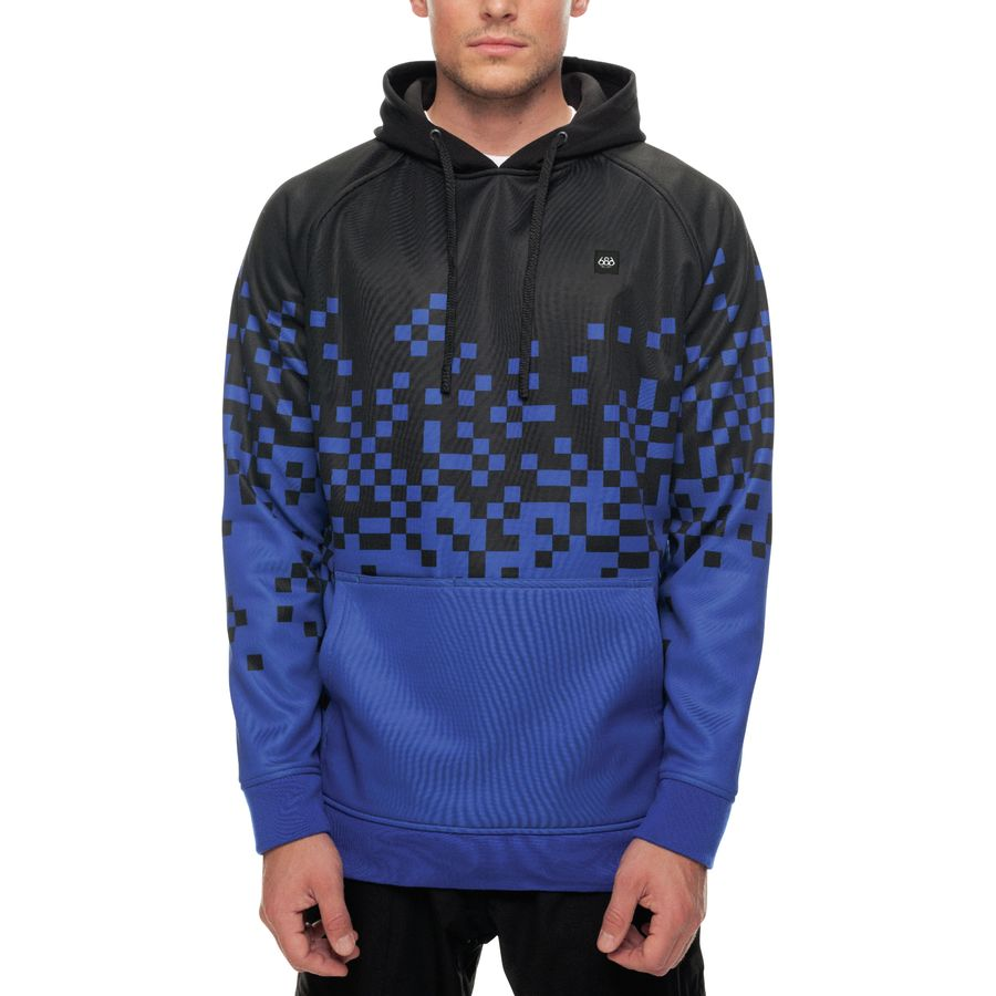 686 Knockout Bonded Fleece Pullover Hoodie - Mens