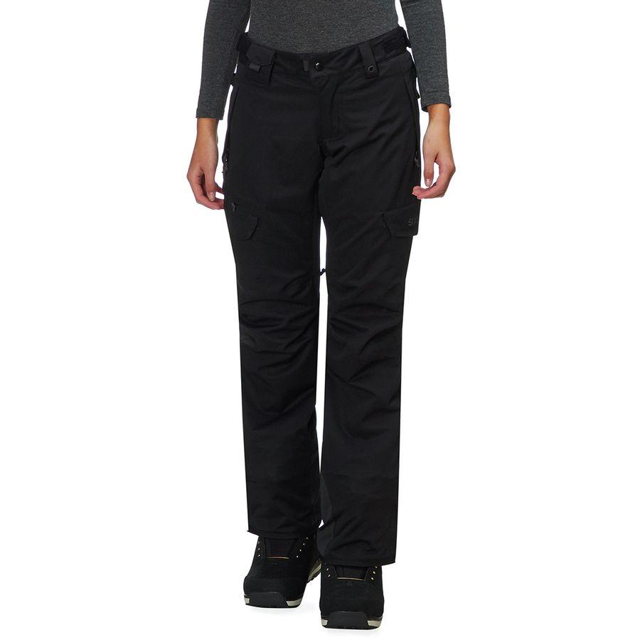 686 - Smarty 3-in-1 Cargo Pant - Women s - Black 922c59e0fc