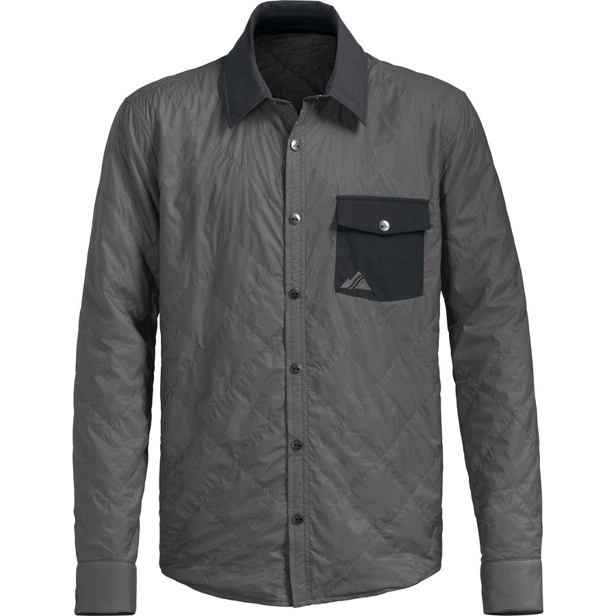 Strafe Outerwear Alpha Shirt Jacket - Men's | Backcountry.com