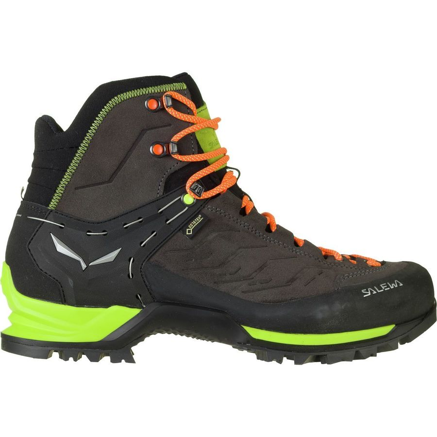 salewa mountain trainer mid gtx backpacking boot men 39 s. Black Bedroom Furniture Sets. Home Design Ideas