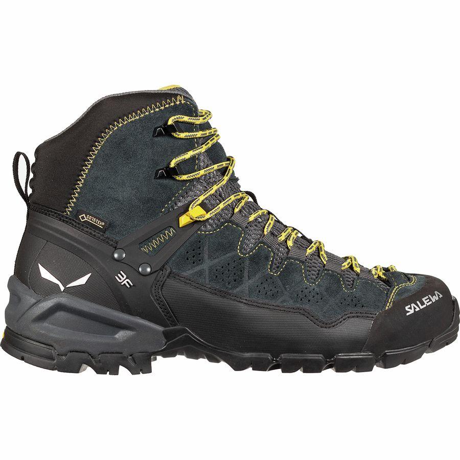 Salewa Alp Trainer Mid Gtx Hiking Boot Men S Backcountry Com