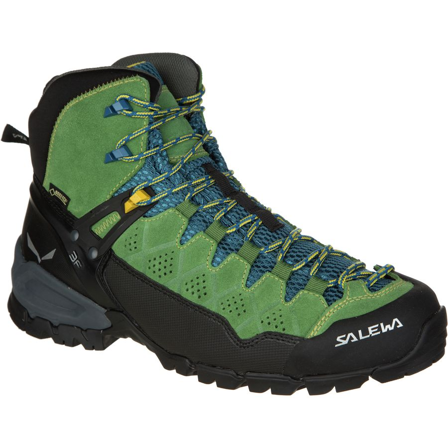Salewa Alp Trainer Mid Gtx Hiking Boot Men S