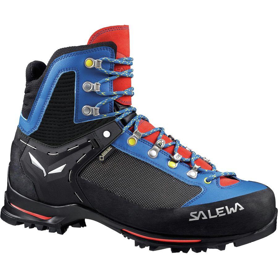 Salewa Men's Raven 2 GTX Mountaineering Boots & Cooling Towel Bundle