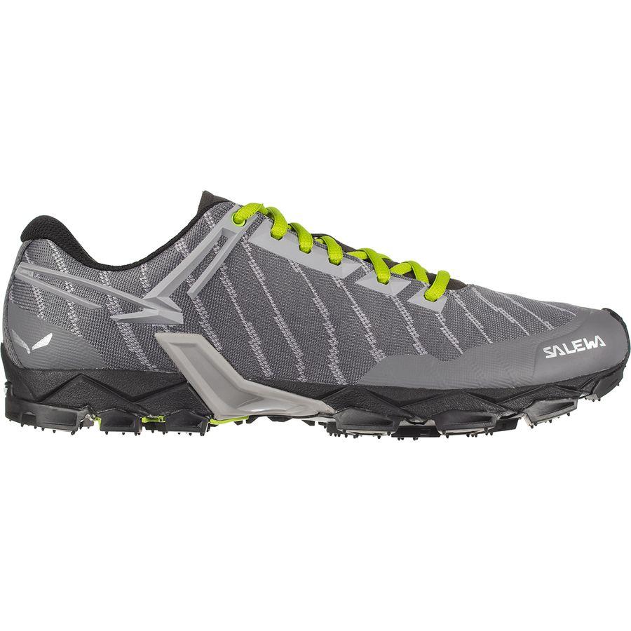8719a8447 Salewa - Lite Train Trail Running Shoe - Men s - Quiet Shade Cactus