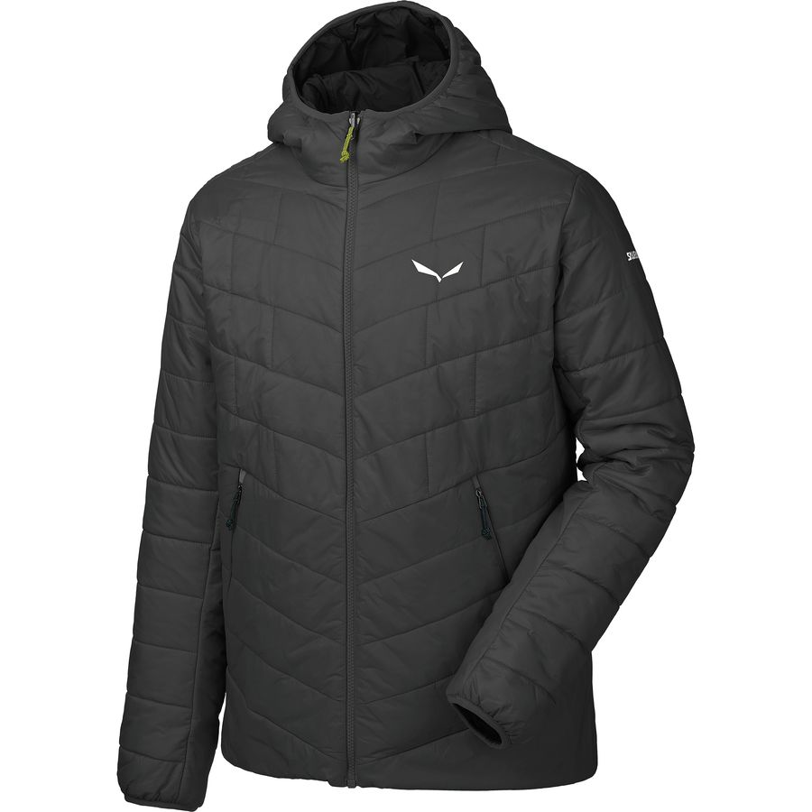 Salewa Fanes Hooded Insulated Jacket - Mens