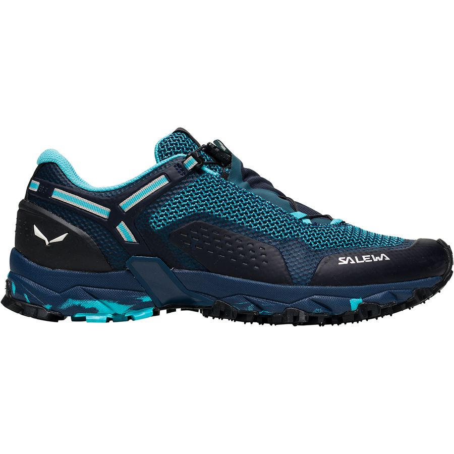 SALEWA Ultra Train 2 (CapriPoseidon) Women's Shoes. The