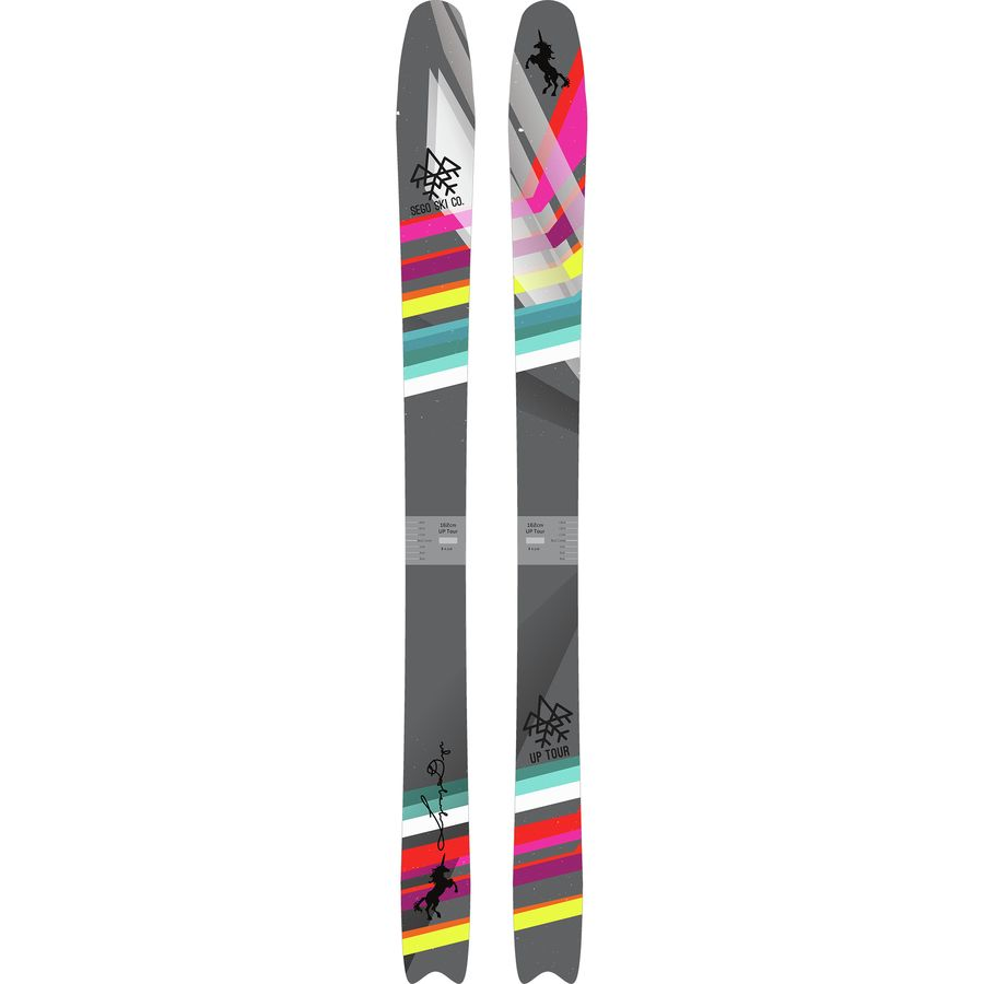SEGO Ski Co. - Up Tour Ski - One Color cc38bc47f