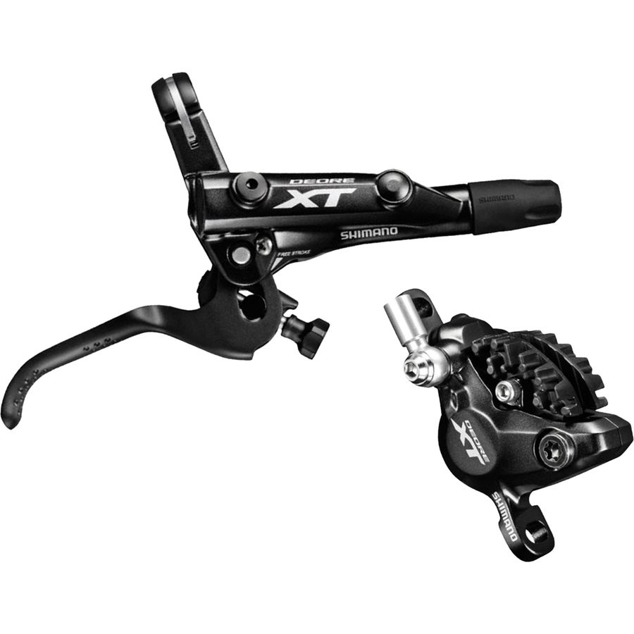 Shimano Deore XT BR M8000 MTB Mountain Disc Brakes Hydraulic Front /& Rear Set