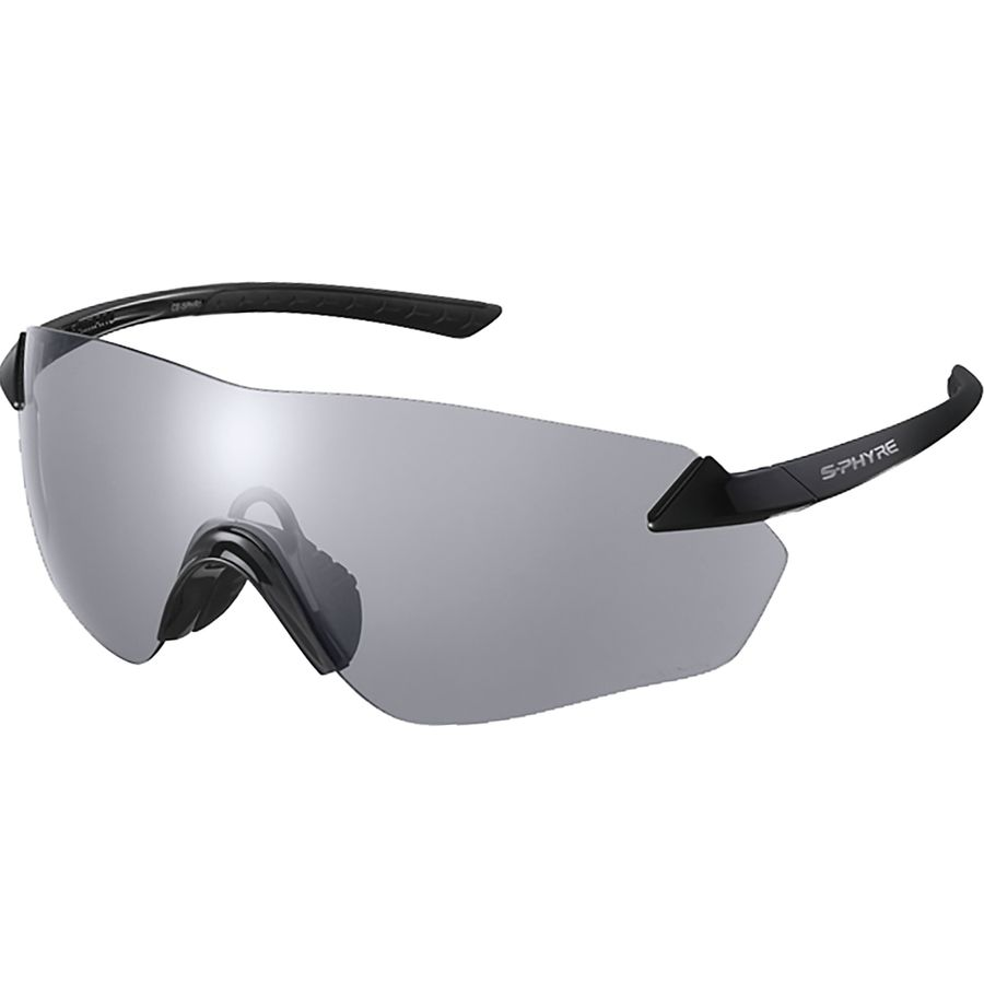 3f1a562559 Shimano - S-PHYRE R Cycling Sunglasses - CE-SPHR1 - Black Photochromic