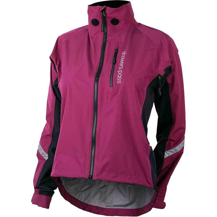Showers Pass - Double Century RTX Jacket - Women s - Plum 4d81a1bc0
