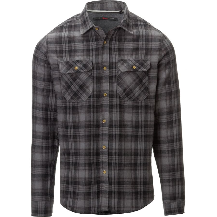 Stoic Deep Woods Flannel Shirt - Mens