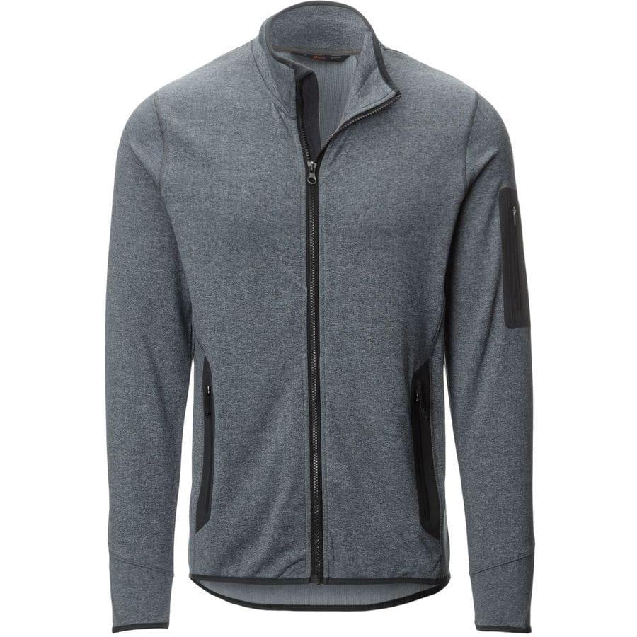 Stoic Full-Zip Fleece Jacket - Men's | Backcountry.com