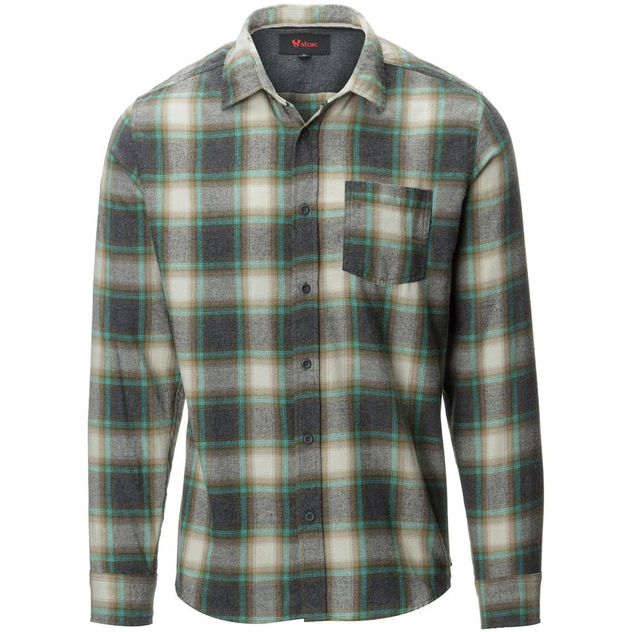 Stoic The Territory Flannel Shirt - Mens