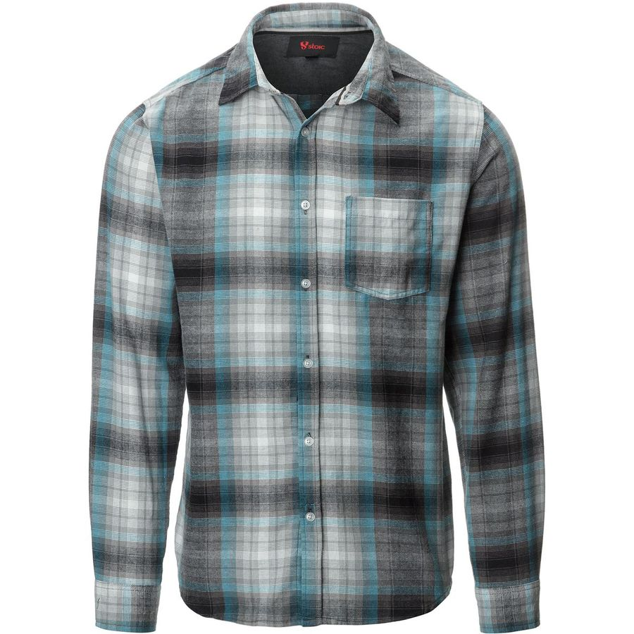 Stoic Forrest Flannel Shirt Men 39 S Up To 70 Off