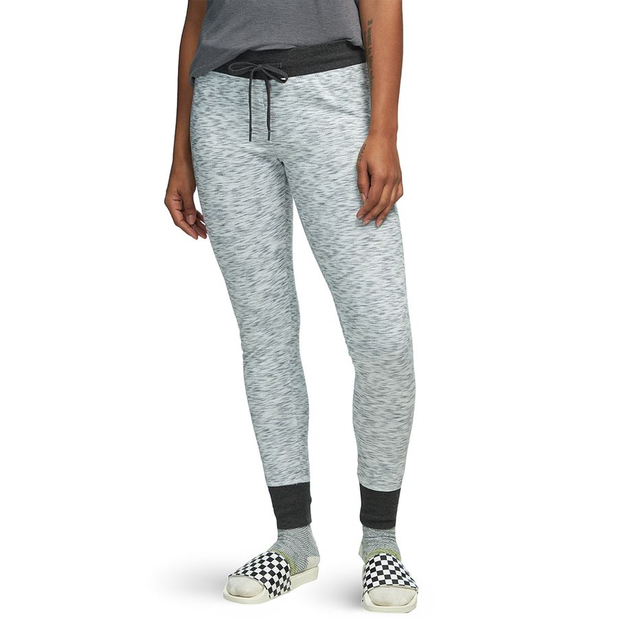 select for genuine on feet images of fresh styles Stoic Heather Fleece Jogger Pant - Women's