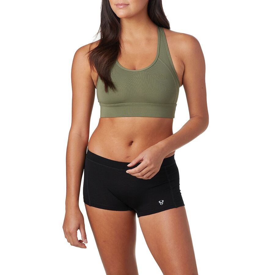 Stoic Merino Performance Boy Boxer - Womens