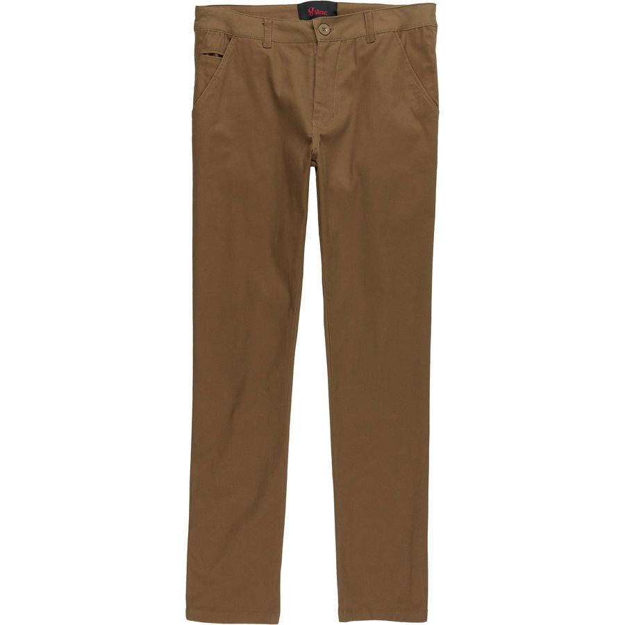 Stoic Treeline Stretch Chino Pant- Mens
