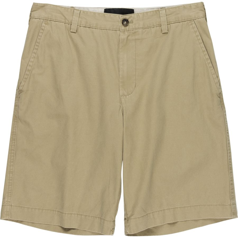 Stoic Flat Front Chino Short - Mens