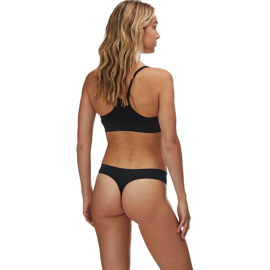 411fcfdd429 Stoic Seamless Performance Thong Underwear - 3-Pack - Women s ...