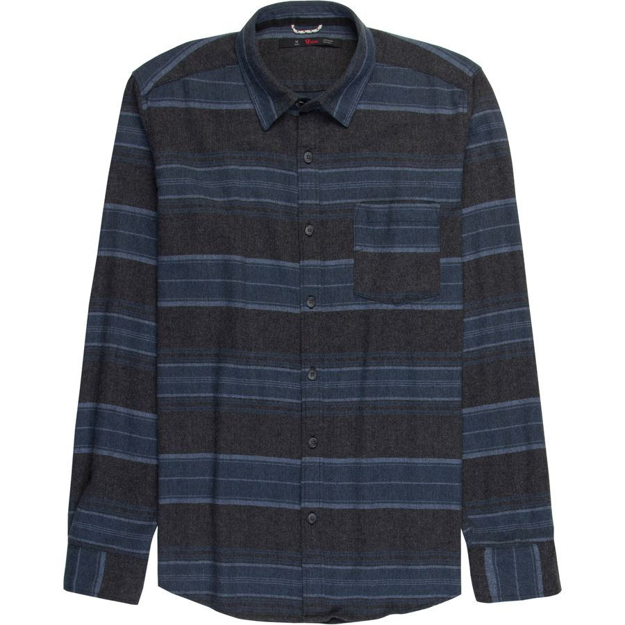 Stoic Compadre Flannel Shirt - Mens