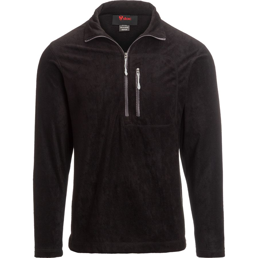 Stoic 1/4 Zip Midweight Fleece Jacket - Men's | Backcountry.com