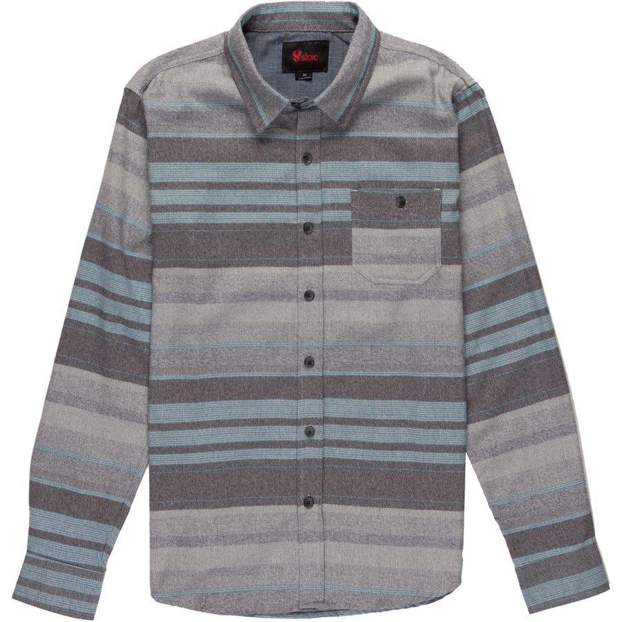 Stoic El Rey Flannel Shirt - Mens