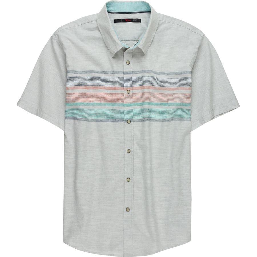 Stoic Malibu Stripe Shirt - Mens
