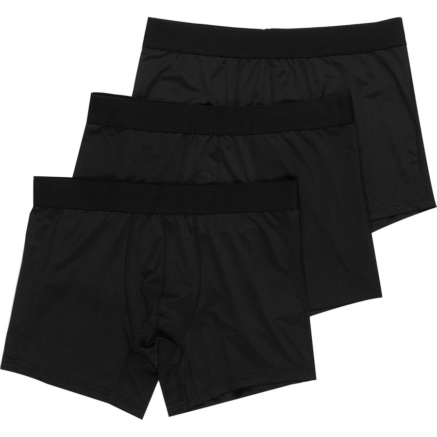 Stoic Performance Stretch Boxer Brief 3-Pack - Mens