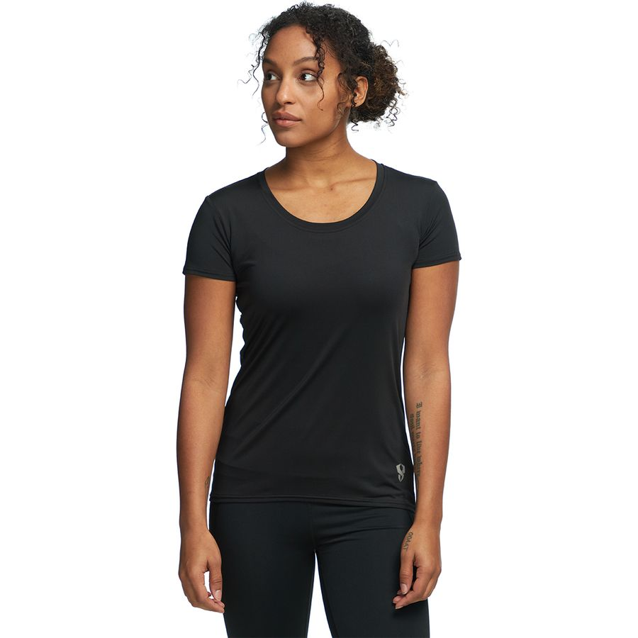 Stoic Short-Sleeve Performance Top - Womens