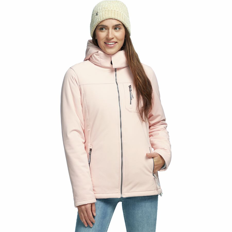 Stoic Sherpa-Lined Systems Womens 3-in-1 Jacket