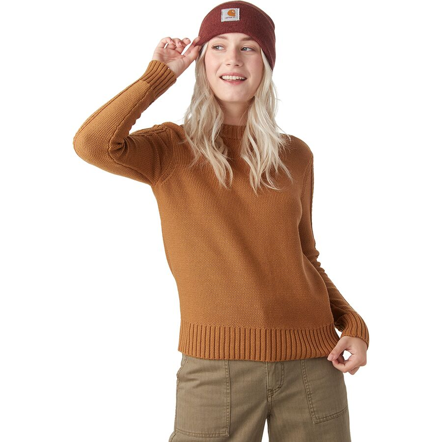 Stoic Cableknit Women's Sweater