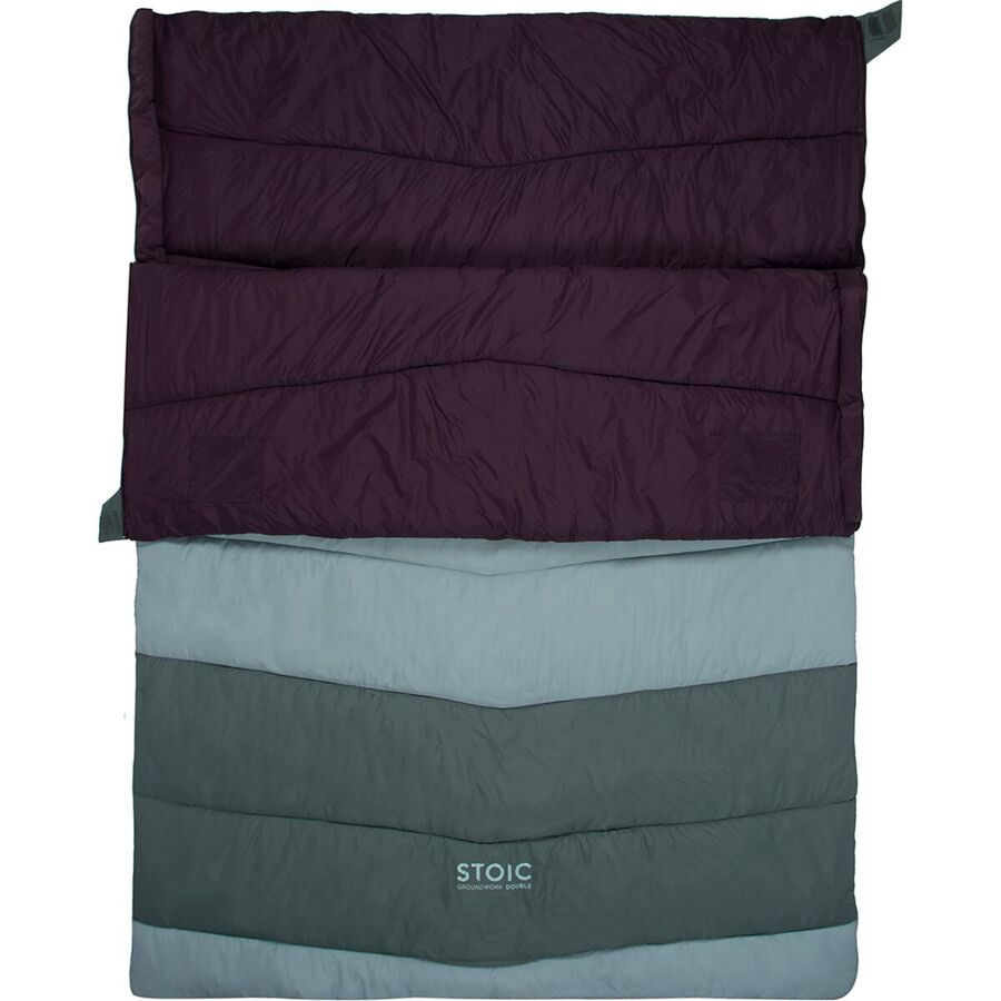 25% discount on a double sleeping bag