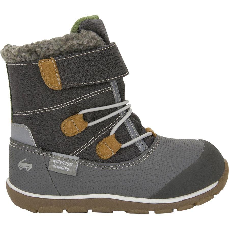 See Kai Run Gilman Waterproof Insulated Boot - Toddler Boys'