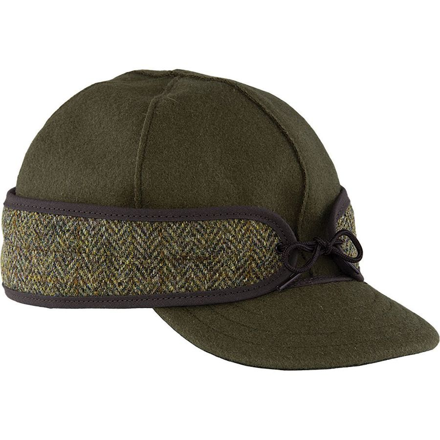 The Stormy Kromer Hat is a great-fitting cap for warmth in the field, and good-looking enough to wear every day.