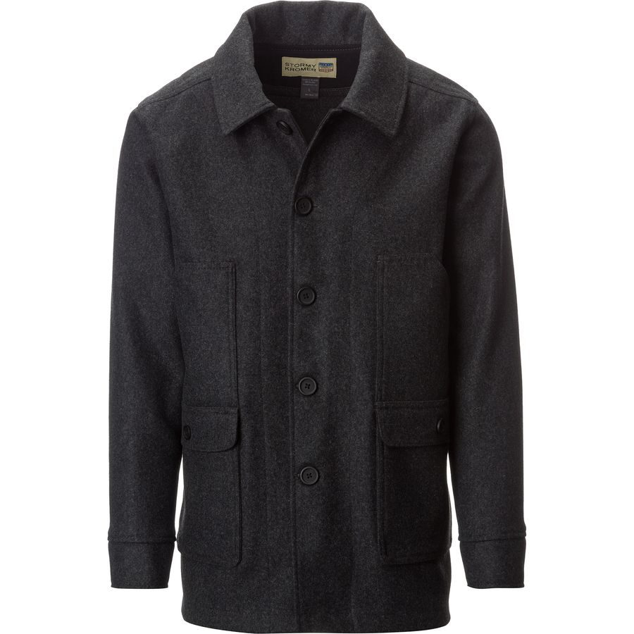 Stormy Kromer Mercantile Mackinaw Coat - Mens