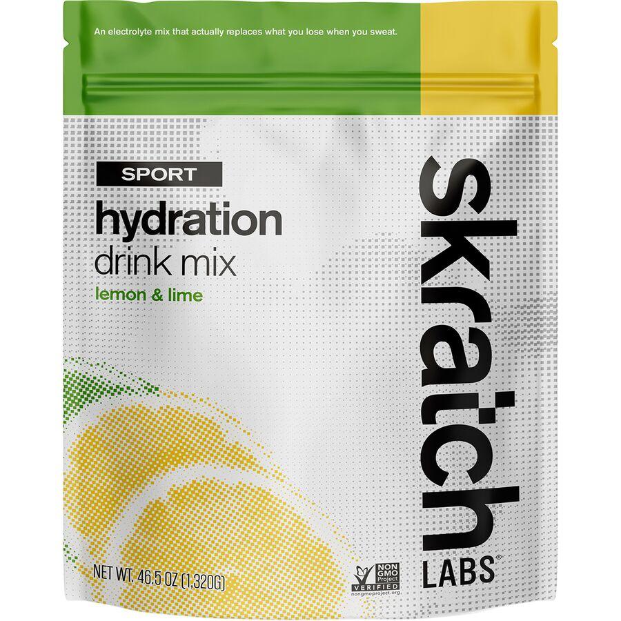 Skratch Labs Sport Hydration Drink Mix - 60 Serving Bag