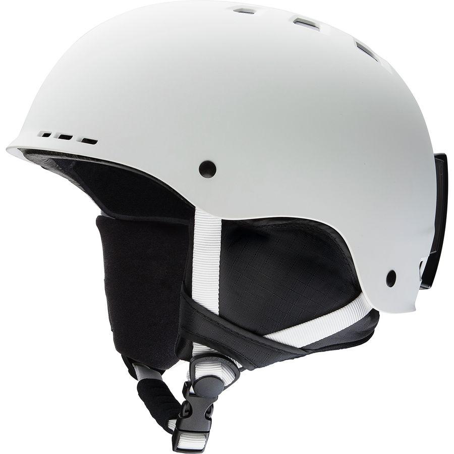 e797f4ecaf44a Smith - Holt Helmet - Matte White