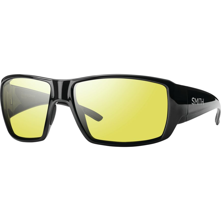 d206f6ed66f Smith - Guide s Choice Polarized Sunglasses - Men s - Black Low Light  Ignitor